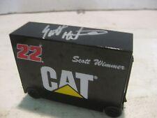 Nascar #22 Scott Wimmer Tool Chest 164 Scale Diecast Team Caliber 2003     dc710