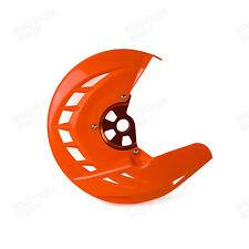 X-Brake Front Brake Disc Cover w/ Mounting Fit 03-14 KTM 125 250 350 450 Orange