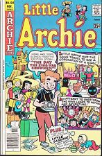 LITTLE ARCHIE  #124 1977  ARCHIE SERIES ++LITTLE SABRINA ''KINGS CORONATION''...