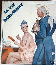 LA VIE PARISIENNE 1938 N° 53 LEONNEC - ROCHE