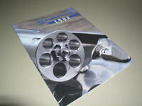 Smith & Wesson, 1998 Product Catalog, Handguns & Accessories, Revolvers, Guns!
