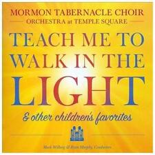 Teach Me to Walk in the Light: & Other Favorite by Mormon Tabernacle Choir