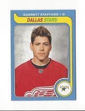 2008-09 O-Pee-Chee 1979-80 Retro #538 Garrett Stafford Rookie Stars