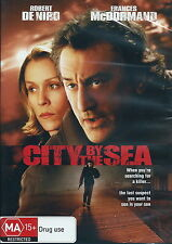 City By The Sea - Drama / Thriller / Crime / True Story - NEW DVD