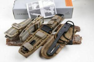 Gerber LMF II Infantry Tactical Knife - Fixed Blade, Coyote Brown ,w/Sheath NEW