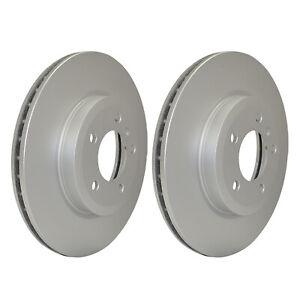 Front Brake Discs 325mm 50318PRO fits BMW 3 Series E46 330i 330Ci