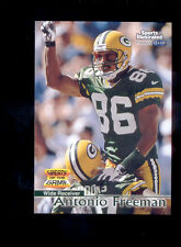 1999 Sports Illustrated ANTONIO FREEMAN Green Bay Packer Greats of the Game Card
