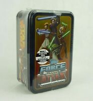 Topps Star Wars Force Attax Trading Card Game Sammeldose Collector Tin