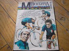 1985 Mundial Ciclismo Montello Bassano La Bicicleta Suplemento Veneto 85