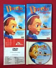 Pinocho y Geppetto - DVD - USADO - MUY BUEN ESTADO