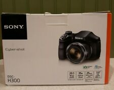 ✅ Sony Cyber-shot DSC-H300 20.1MP Digital Camera - Black