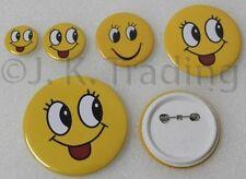 1000 100 Bonus Pieces of 32mm Plastic Back Pin. Button Maker Badge Maker Suppl