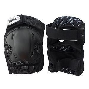 ANVIL ELBOW PADS SAFETY GUARD GEAR SKATE WRAP SKI SKATEBOARD BMX BIKE PROTECTION