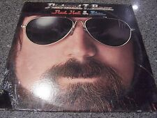 "Richard T. Bear ""Red, Hot & Blue"" SEALED BLUES ROCK LP"