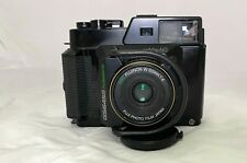 Fuji G5645S wide 60 with 60mm 1:4 lens w/ 1 year warranty