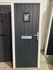 Anthracite Grey Front Composite Door (820 X 2000)