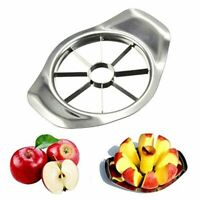 Kitchen Gadgets Stainless Steel Apple Cutter Slicer Vegetable Fruit  Tools Kitch