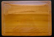 Solid Beech Wood Extra Large Cutting Board