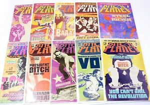 Bitch Planet Complete Set #1-10, VF-VF+, Image Comics 2014, Incredible series