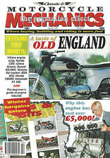 Classic Motorcycle 1963 Triumph Thunderbird CB400/4 Honda F1 Super Sport 750Four