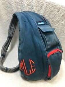KAVU Original Rope Sling Bag Crossbody Cotton