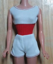 Free Moving Barbie Original Outfit #7270 Playsuit