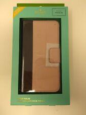 NWT Kate Spade Colorblock iPhone XR Wrap Folio