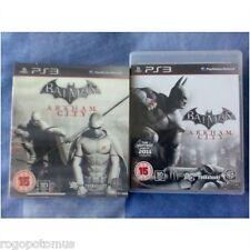 BATMAN - ARKHAM CITY - SONY Playstation PS3 Game in lenticular slipcase