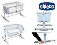 Orginal Chicco Next 2 Me Dream 2019 Swing Function Side Sleeping Crib Baby Crib