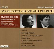Das Schönste aus der Welt der Oper: Rita Streich / Heinz Hoppe 2 CD Box