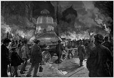 Campanas/cloches * la savoyarde * transporte después de Montmartre (Sacré-Coeur) * 1895 *