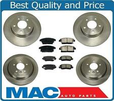 Fits For 13-16 Cadillac ATS 300MM Standard JE5 Brakes Rotors & Ceramic Pads 6pc