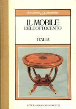 COZZI Elisabetta, Il mobile dell'Ottocento - Italia