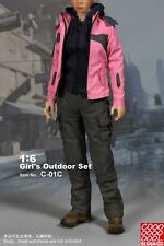 "CoolDesignFigure 1/6 Woman Outdoor Suit Jacket Pants F/12"" Female Figure C01C"