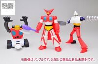 GETTER ROBOT SUPER FIGURE COLLECTION SET 3 PZ TAKARA TOMY (GO NAGAI/GOLDRAKE)