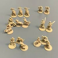 17x Mini Figurine For D&D Miniatures donjons et dragons dungeons & dragons