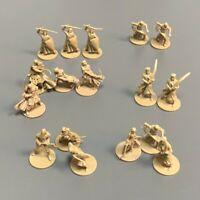 17x Mini Figurine For D&D Miniatures donjons et dragons dungeons & dragons