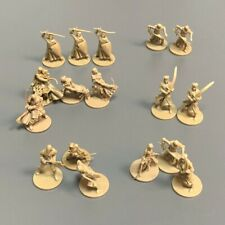 Lot 17Pcs Mini Figurine For D&D Miniatures Game Desk toys Dungeons & Dragons