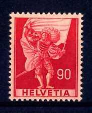 SWITZERLAND - SVIZZERA - 1941 - Personaggi storici: portabandiera. B3466