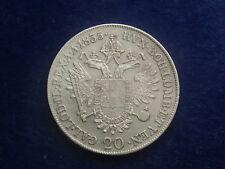 20 Kreuzer 1835 E Karlsburg  Franz I.   W/18/569
