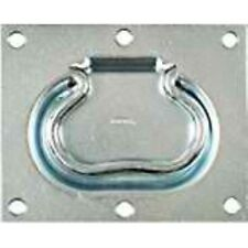 National Mfg. N185975 Flush Door Ring Pull For Chests, Trapdoor Lifts and By Pas
