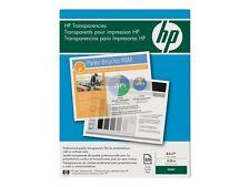 X 50 Sheets HP Color LaserJet Transparencies C2934A