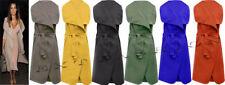 Viscose Machine Washable Cape Coats, Jackets & Vests for Women