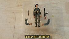 ULTIMATE SOLDIER WWII GERMAN MP-44 Soldier 1:18 100% COMPLETE 1st sculpt WW2