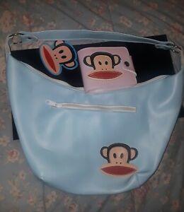 New Paul Frank Julius Money Wallet Bi-fold Snap Pink Loungefly WALLET  purse BAG