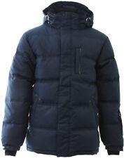 Twentyfour Men's Arktis Down Jacket - Dark Marine Large