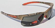 BOLLE Breaker POLARIZED Sunglasses Realtree Extra Camo/GB10 Oleo Gray NEW 12175