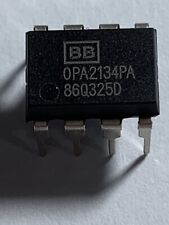 1pz. Opa2134Pa High Performance Audio operational amplifier, DIP8 Dual Opamp