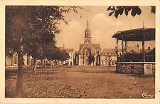 BR52339 L eglise et la place clemenceau Montoire sur le loir       France