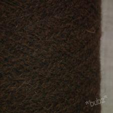 Doux Alpaca Mélange Laine 3 Plis Fil énorme 1,000 g Cône 20 ball main machine à tricoter